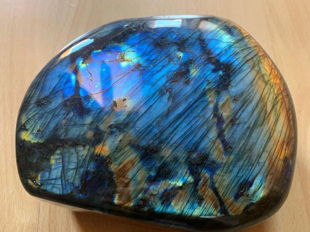 Labradorite : Bienfaits des bijoux