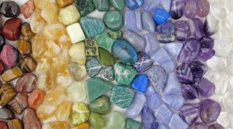 histoire des cristaux de guérison