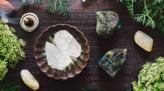Les pierres pour soulager le stress