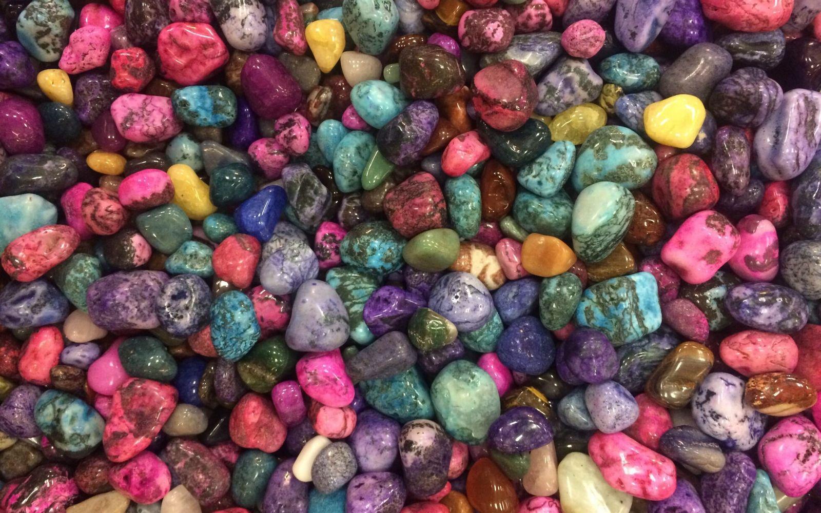 Les pierres contre la peur