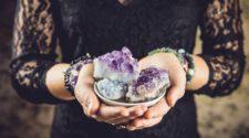 Développer son intuition avec les pierres de guérison