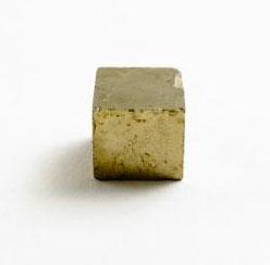 cube de pyrite