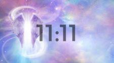 Le nombre angelique 11:11 ou nombre miroir